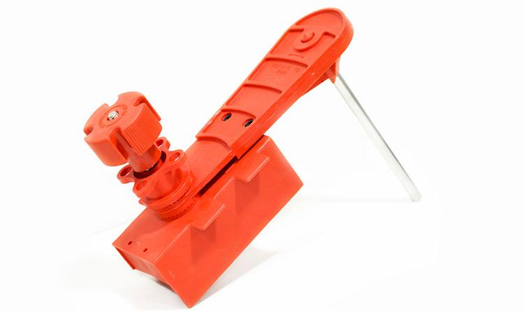 Loto Master - Settable Ball Valve Lockout