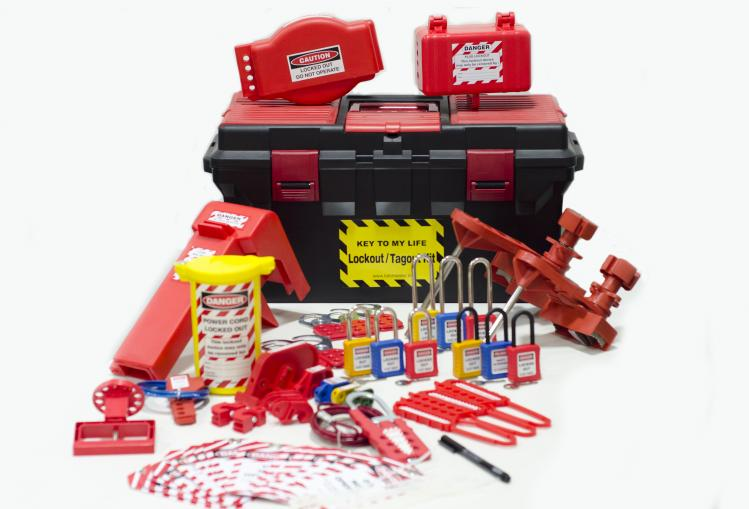 Loto Master - Ultimate Lockout Kit